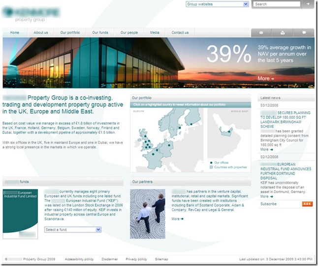 leadingpropertydeveloper_thumb newsgatorexample intranet design3 - Intranet Design Ideas